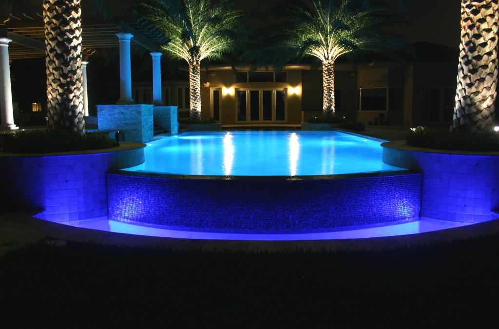 45 pool area lighting for your beautiful residence engineering feed. Black Bedroom Furniture Sets. Home Design Ideas