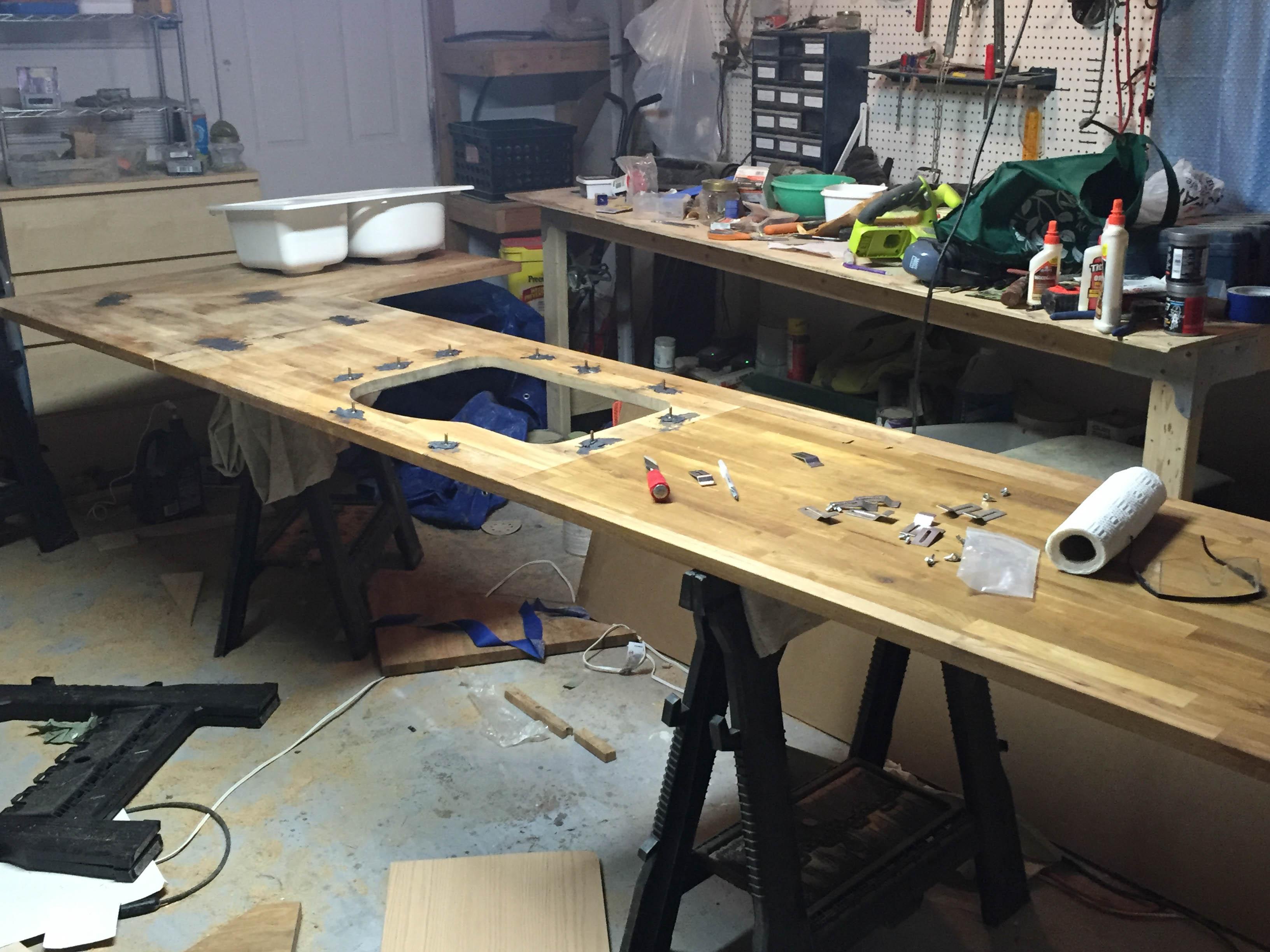 Diy Kitchen Upgrade Engineering Feed