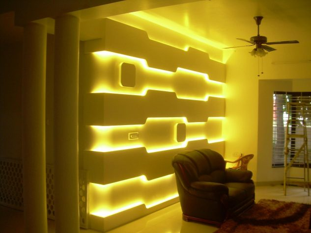 3D Wall Panels with Lighting Ideas That Leave You Speechless ...