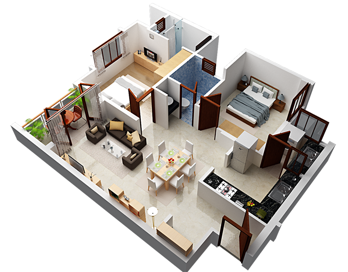 Dreamy Floor Plan Ideas You Wish You Lived In