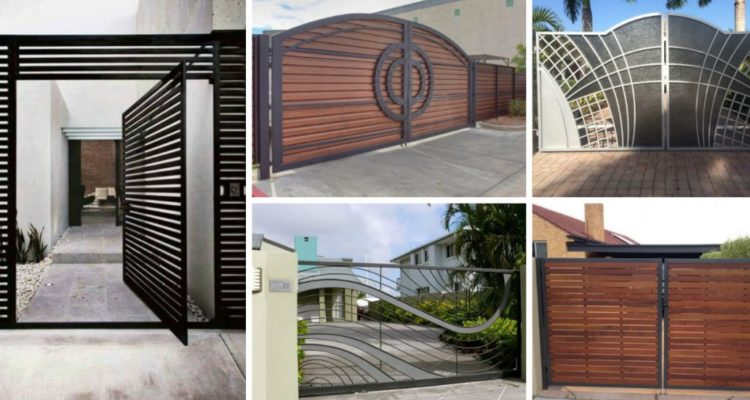 Impressive Gate Designs That Are Impossible To Resist