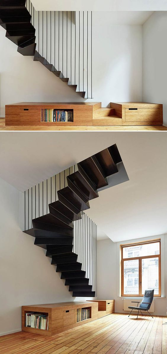 Geometric Stairs Geometric Staircase Melbourne: Geometry In The Stair Designs