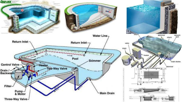 Important swimming pool design tips you may find helpful engineering feed for Name something you might find in a swimming pool