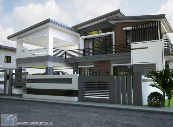 MINIMALIST INSPIRATIONAL RESIDENTIAL HOUSE DESIGN