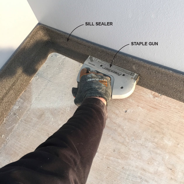 Self Leveling Thinset : Advices for working with self leveling underlayment