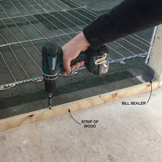 Advices For Working With Self Leveling Underlayment