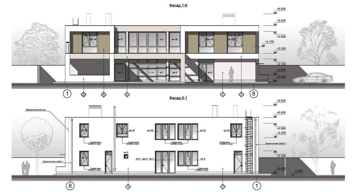 Photo ferretti house plan images sater design for Sater design ferretti