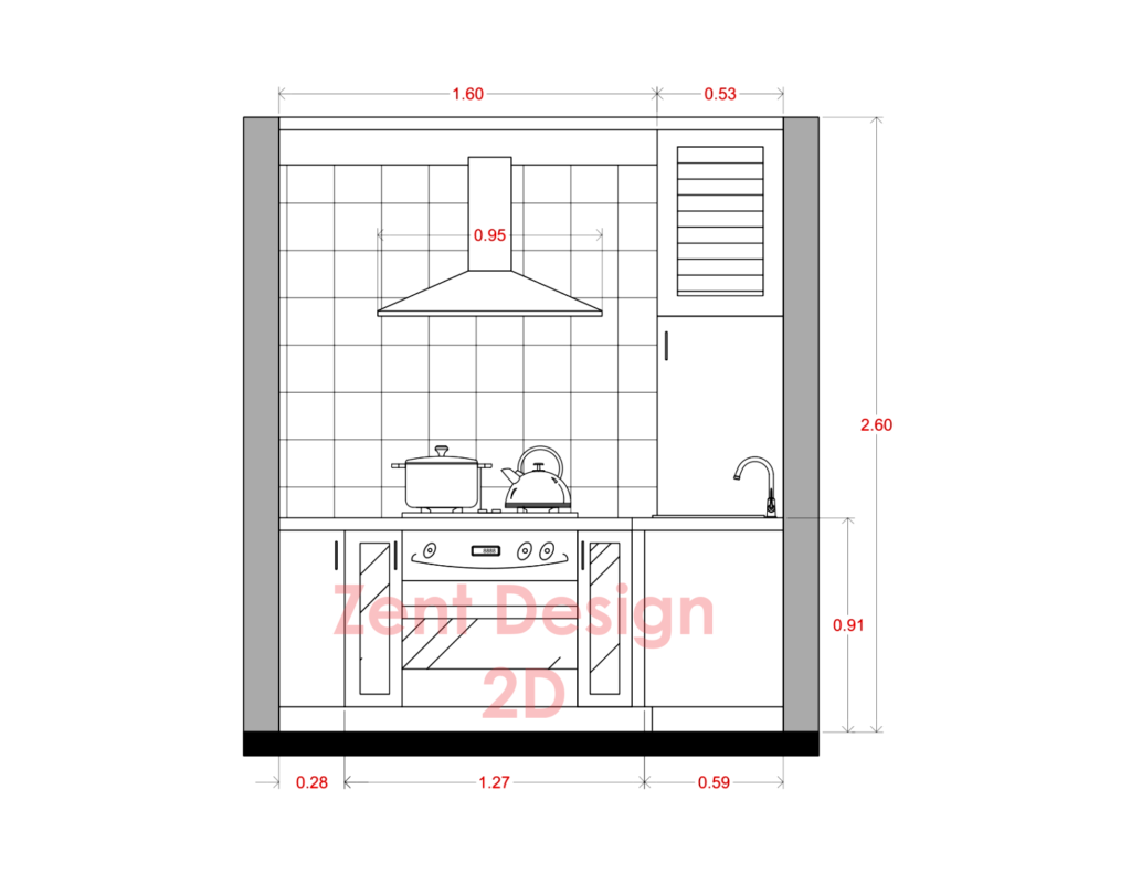 Kitchen Layouts And Dimensions Of The Most Important Room In The House Engineering Feed
