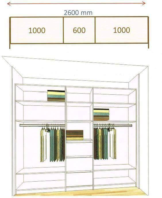 Functional Dressing Cupboard Detailed Designs Engineering Feed