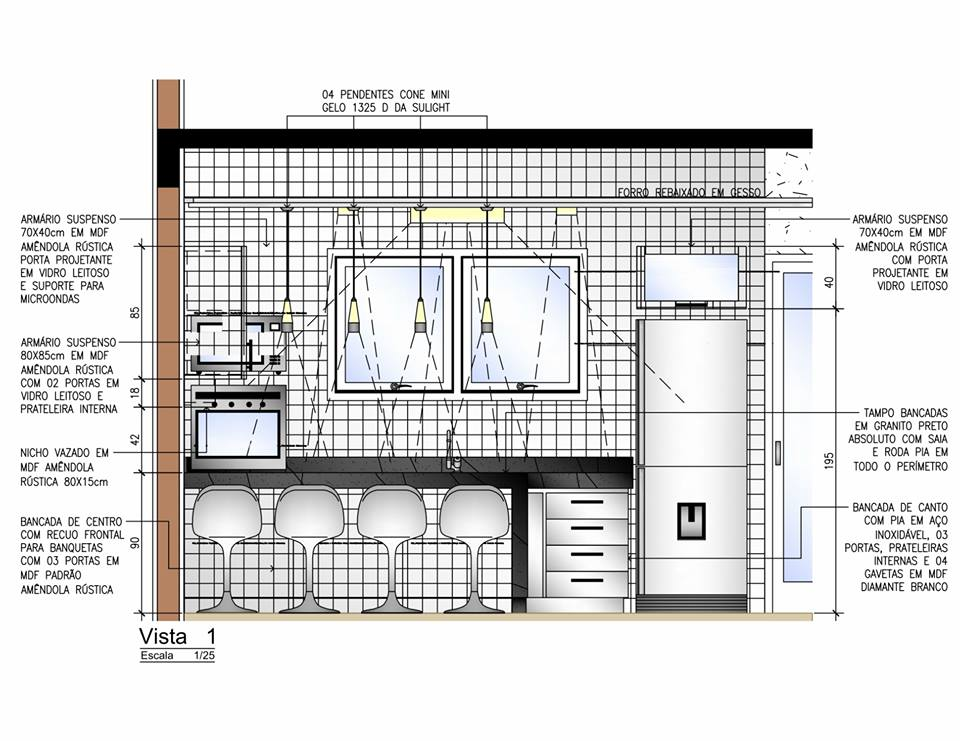 A Lot Of Planning, A Precise Construction While Building And More Precise  Arranging At The End(Kitchen Details To Know Before Construction).