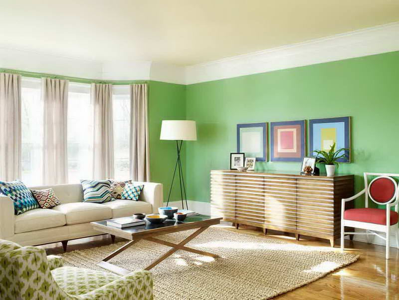 Soft Colors For Living Rooms