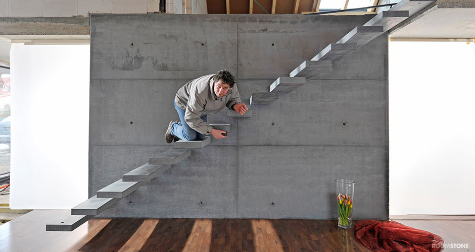 Practical Cantilever Stairs Construction Step By