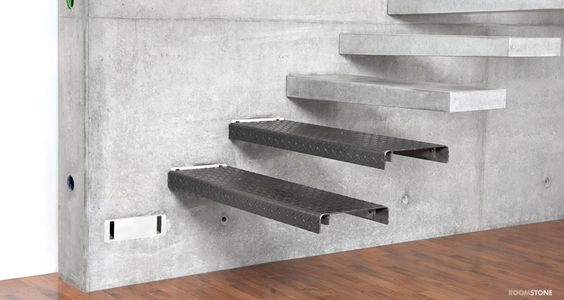 Practical Cantilever Stairs Construction Step By Step