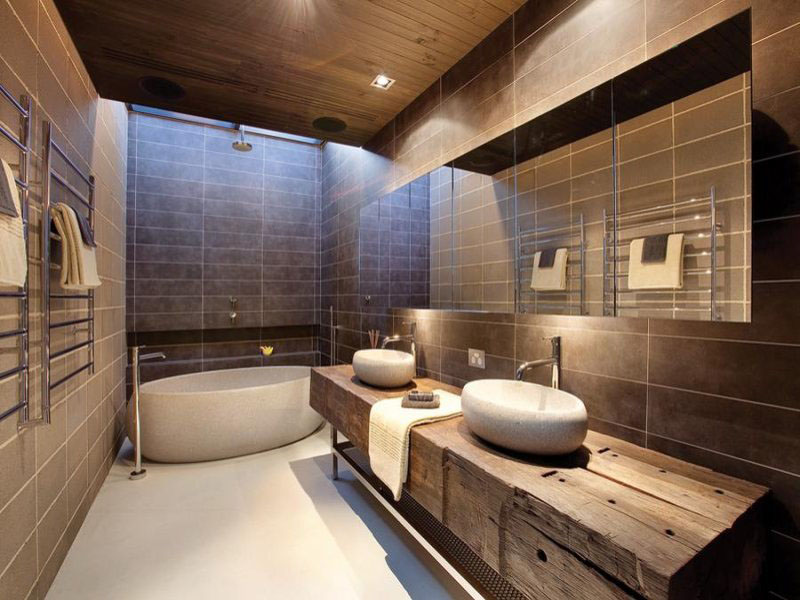 30 Modern Bathroom Design Ideas For Your Private Heaven   Engineering Feed