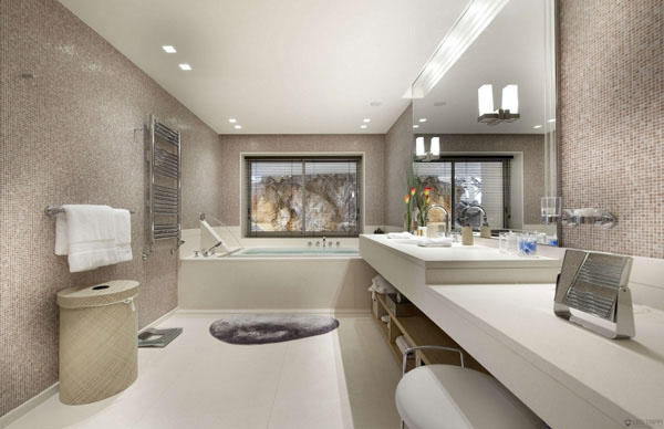 30 Modern Bathroom Design Ideas For Your Private Heaven - Best
