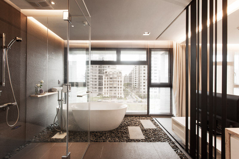 30 Modern Bathroom Design Ideas For Your Private Heaven