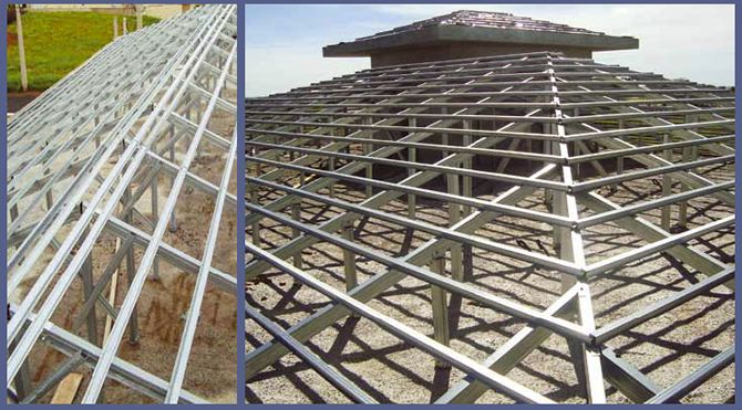 The Importance Of The Roof Frame And Materials Engineering Feed