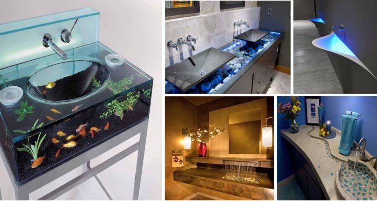 Unique Sink Design Ideas That Leave You Breathless