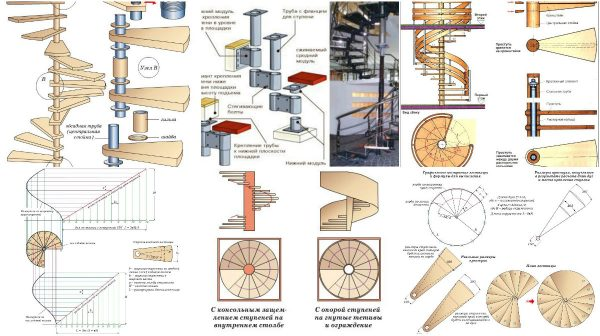 Installation And Design Of Spiral Staircases Engineering