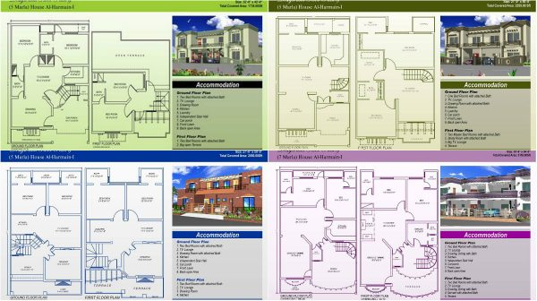 Two levels best home plans that will answer all your needs for Home engineering plan