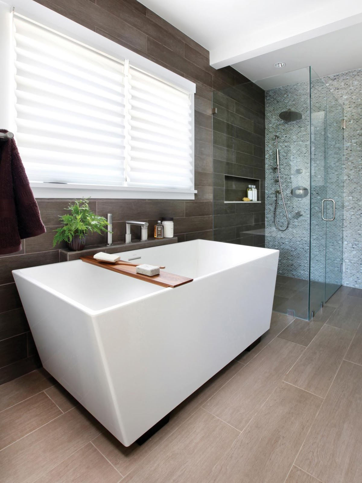 30 modern bathroom design ideas for your private heaven - Bathroom Ideas Contemporary
