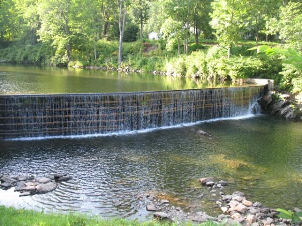 Types of dams engineering feed for Small pond dam design