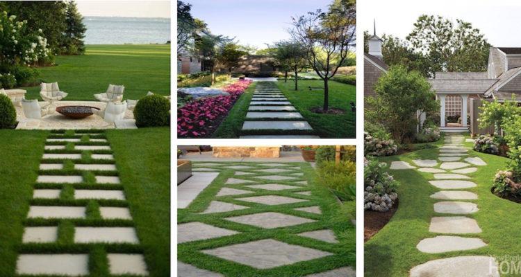 Pathway design home design for Pathway design ideas