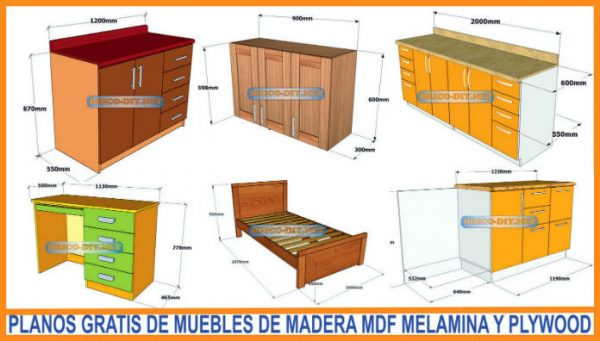 mdf furniture and diy wood furniture elements using these