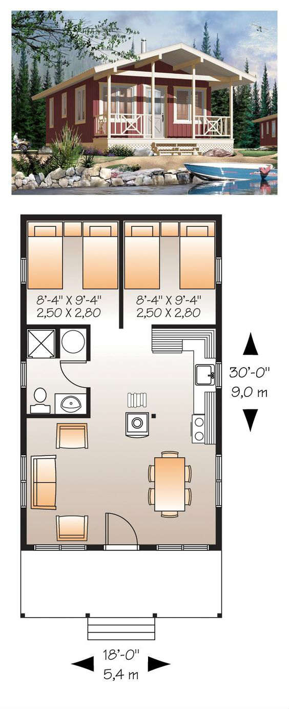Different types of house plans house interior for Different floor plans for house