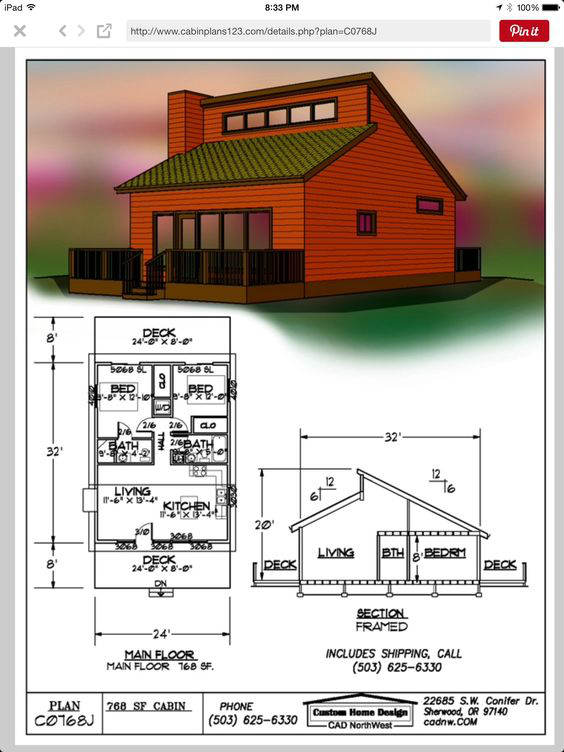 Functional house plans for different types of houses for Different floor plans