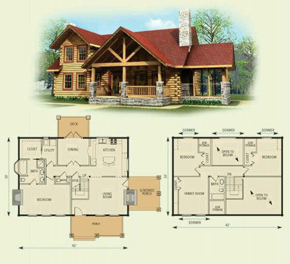 Different House Plans House And Home Design