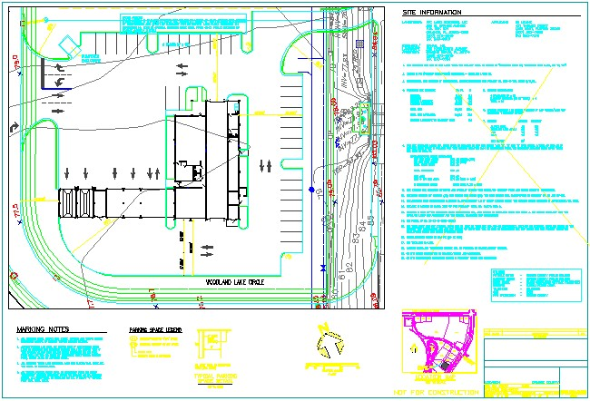 What is a Survey and What is a Site Plan They are Not the Same – Car Wash Site Plans