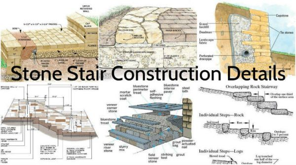 Stone Stair Construction