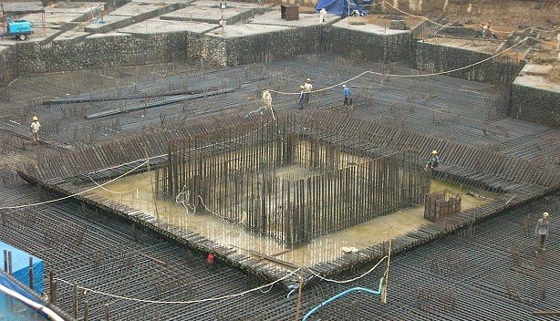 House Foundation Piers