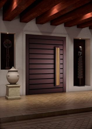 Post Views  206. Fabulous Wooden Doors Will Give Another Dimension to Your Home