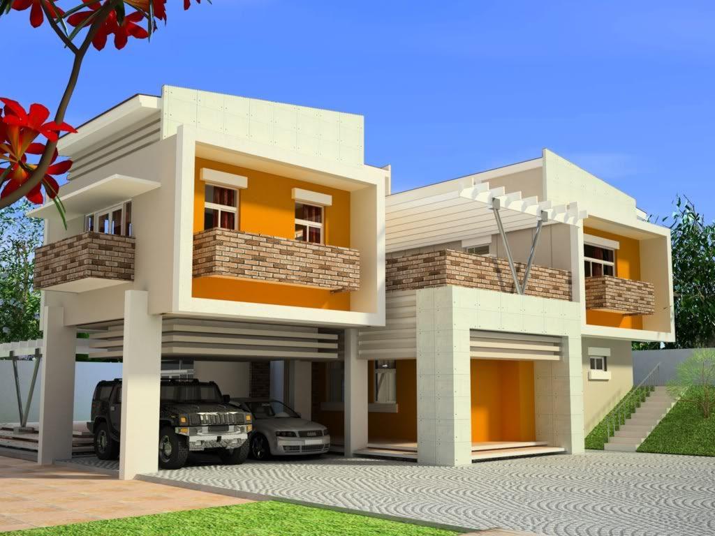 Modern Exterior Home Design Ideas - Engineering Feed