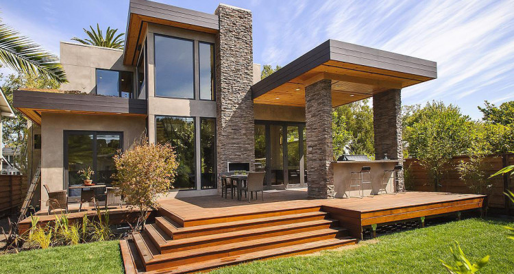 modern exterior home design ideas
