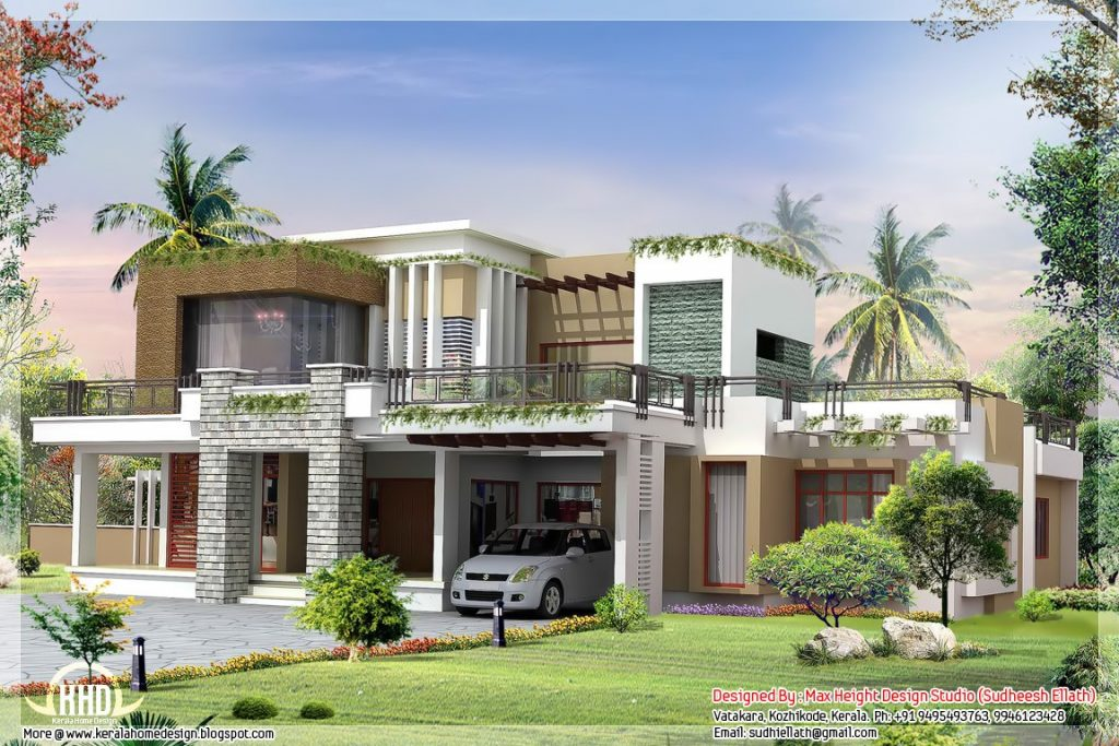 Modern exterior home design ideas engineering feed for Home design engineer