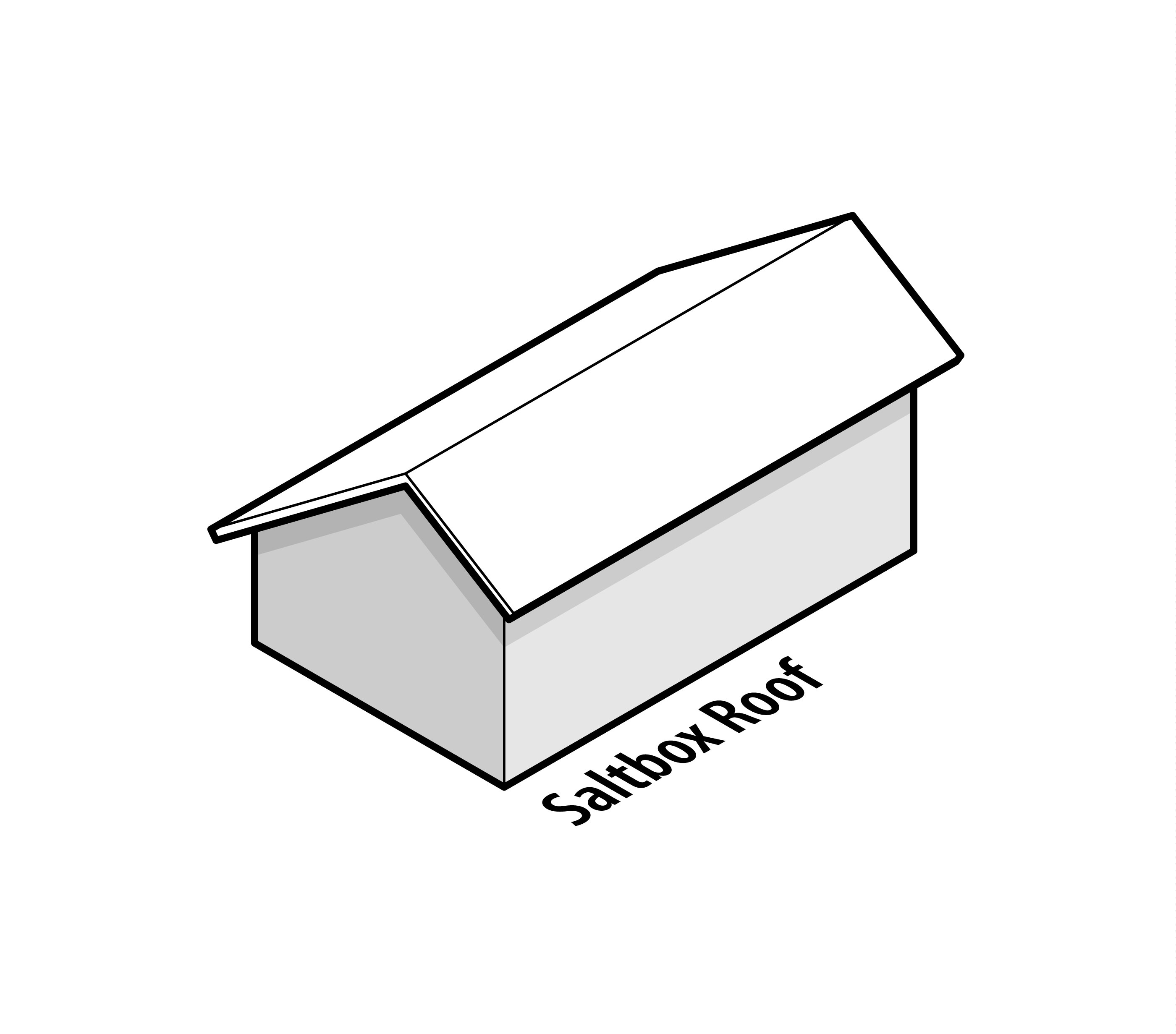 Saltbox roof design engineering feed for Saltbox roof design