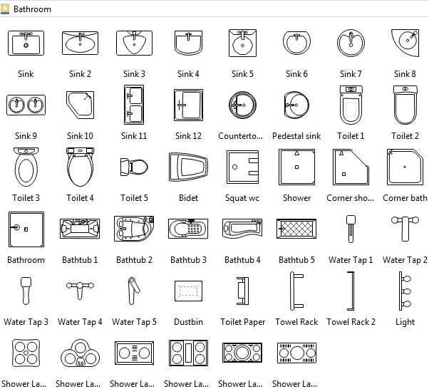 floor plan symbols engineering feed