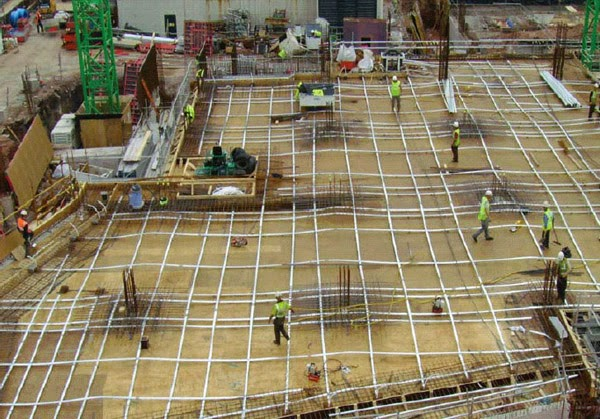 Post Tension Concrete Walls : Post tensioned slabs advantages disadvantages which