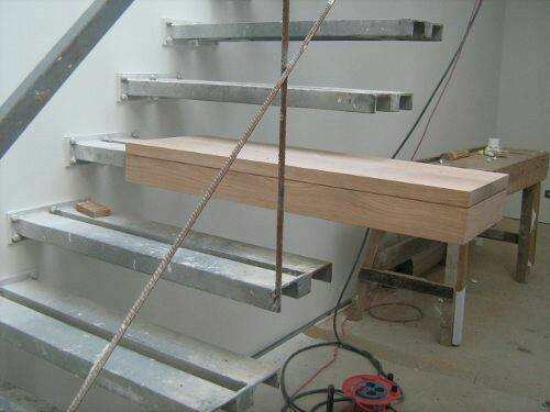 Construct Stairs As the Professionals Do on the Construction Site