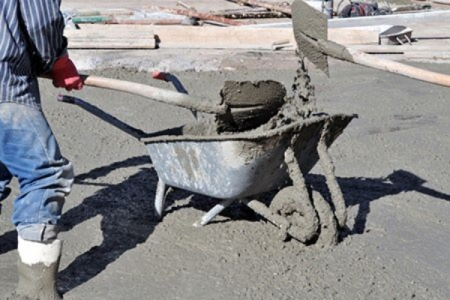 Tips for pouring concrete in hot weather engineering feed for Best temperature to pour concrete