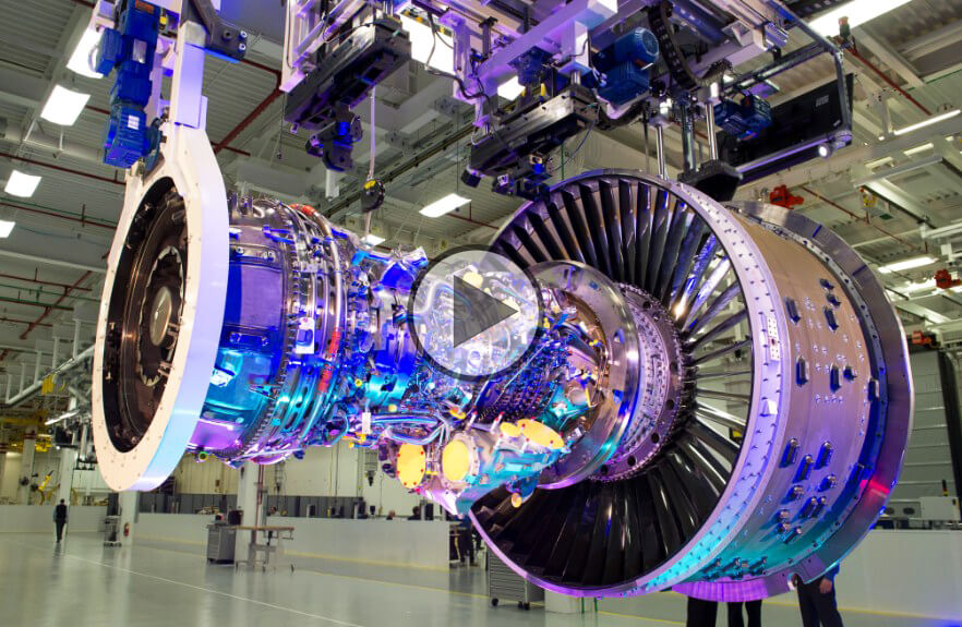 the invention of the jet engine Jet engines move the airplane forward with a great force produced by a tremendous thrust, which causes the plane to fly very fast the technology behind how this works is nothing short of.
