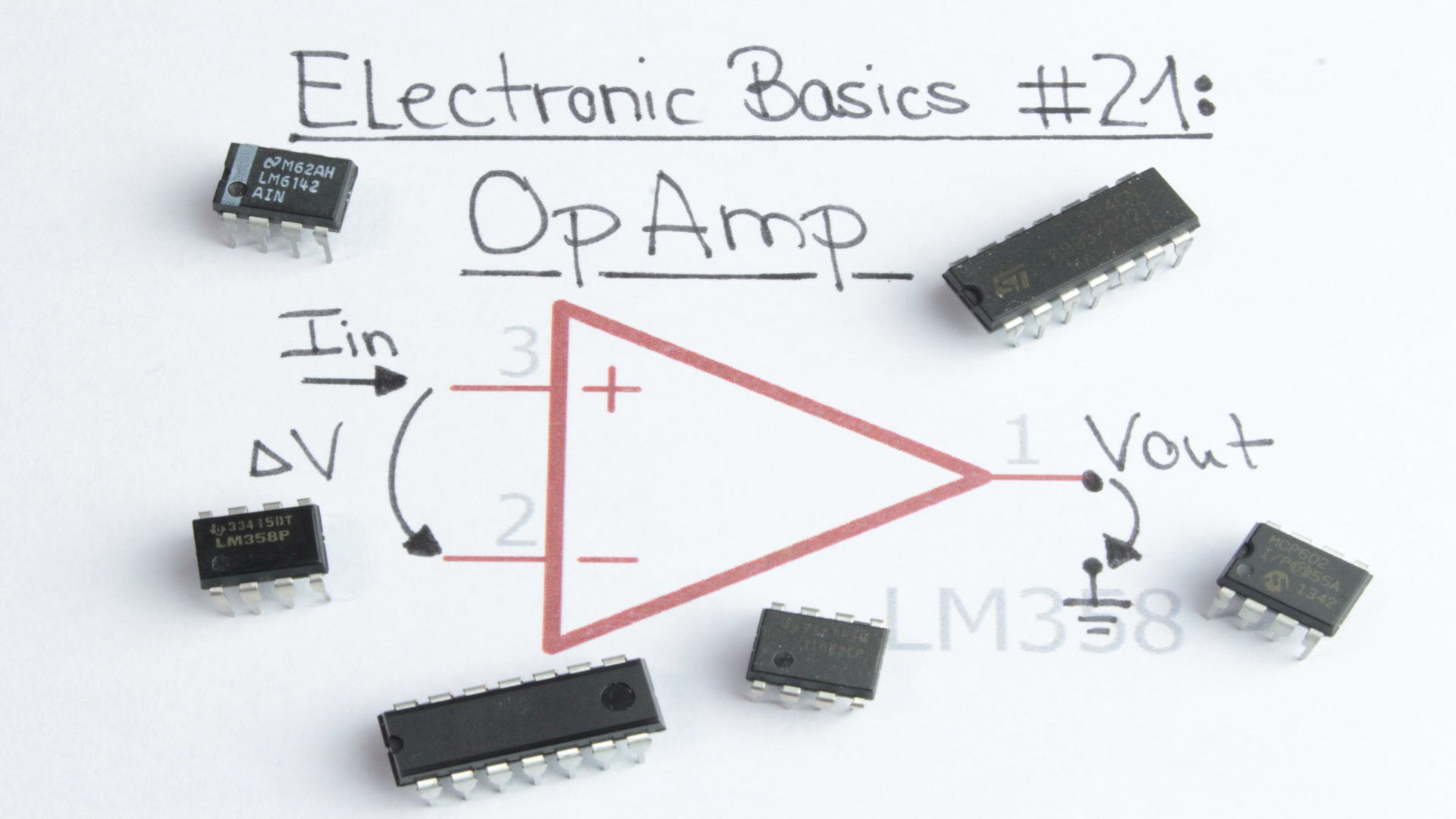 operational amplifiers Operational amplifier tutorial about operational amplifier basics and op-amps including idealized characteristics and op-amp open loop gain.