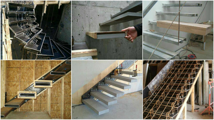 Construct Stairs As The Professionals Do On The