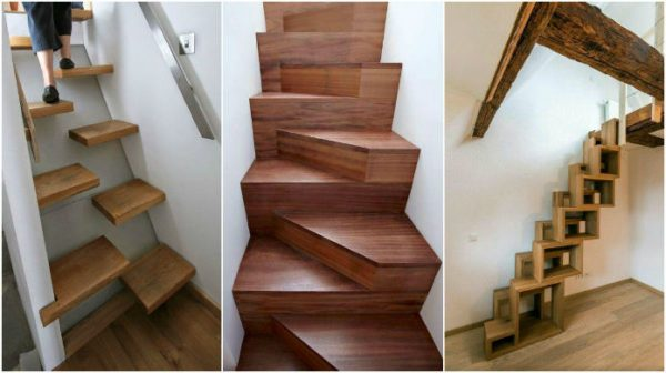 Slightly Different Stairs Ideas