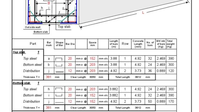 Concrete Rebar Design Software