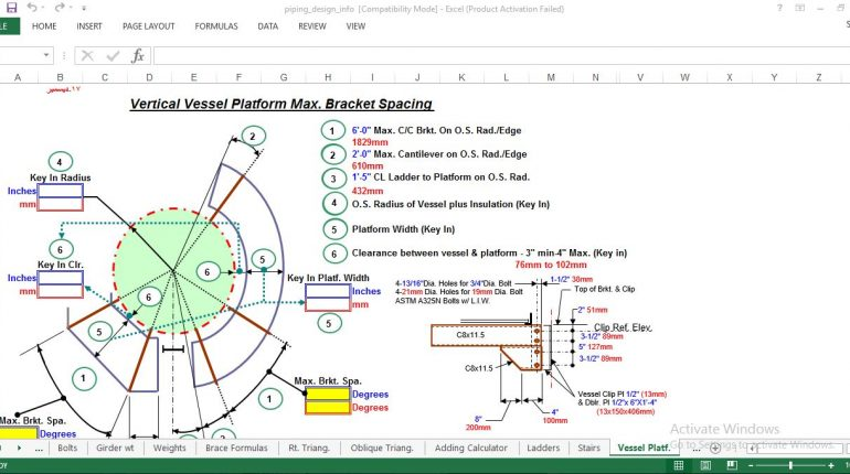 Design of underground rcc water tank xls round designs for Swimming pool design xls